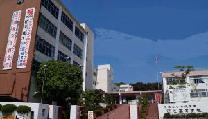 170530 明成高等学校校舎写真